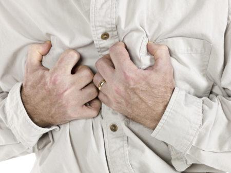 Инфаркт передней стенки сердца последствия
