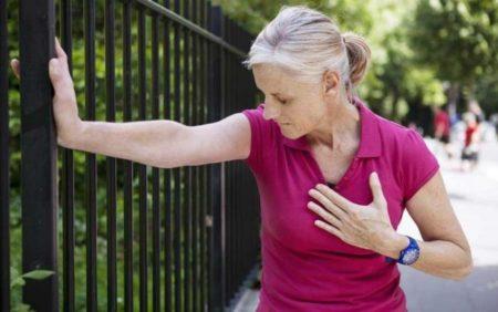 Симптомы стенокардии у женщин — особенности приступов и причины появления