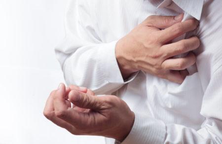Симптомы сердечной недостаточности у мужчин