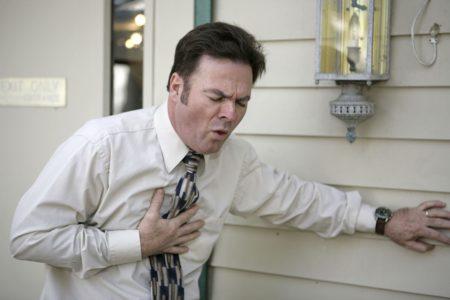 Признаки инфаркта у мужчин первая помощь