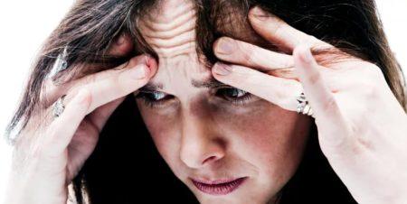 Нервное напряжение в пмс