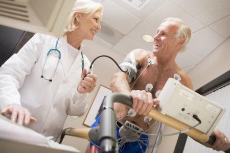 Реабилитация при стенокардии