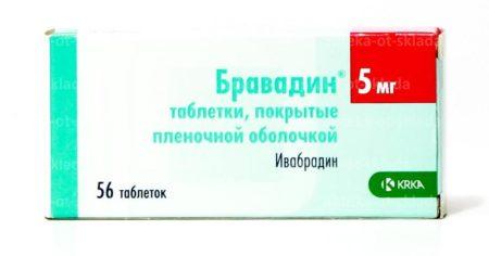ивабрадин