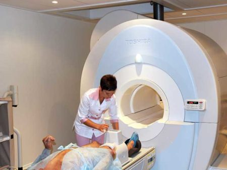 МРТ диагностика кисты Бейкера