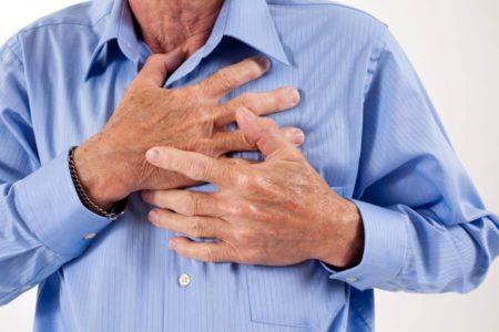 Чем вызвать сердечный приступ