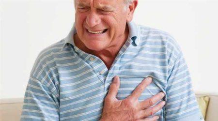 Болит с права на против сердца