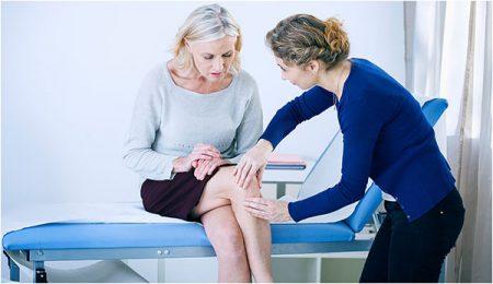 Почему колено болит от холодного